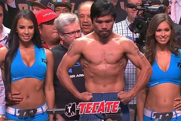 Will Typhoon Haiyan Affect Manny Pacquiao for Upcoming Fight Against Brandon Rios?