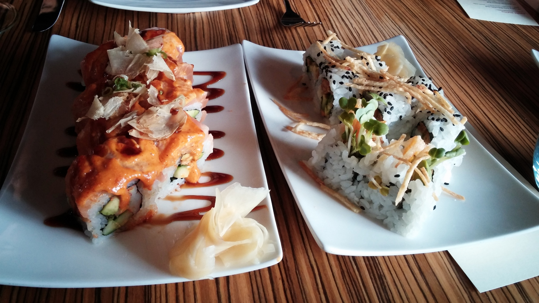New Dishes & Half-Price Sushi Now at Masa 14