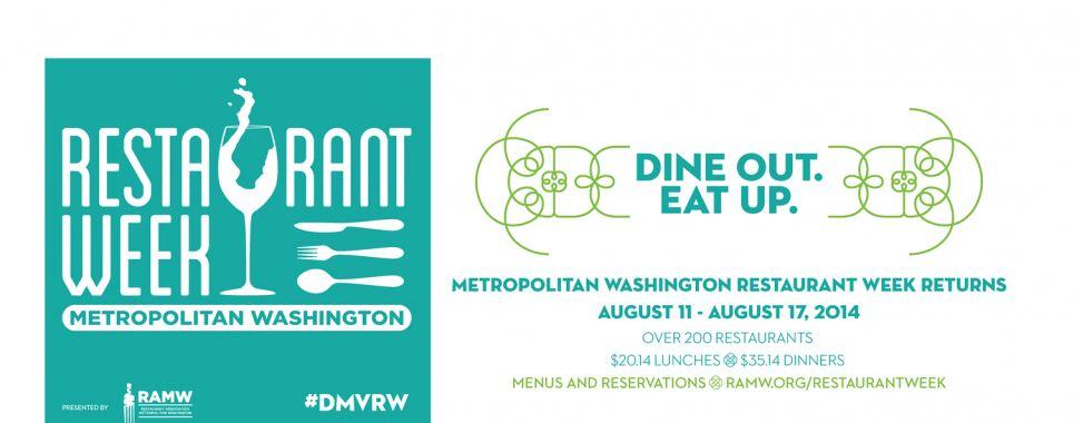 2014 DC Restaurant Week: New Restaurants, Special Notes & Other News