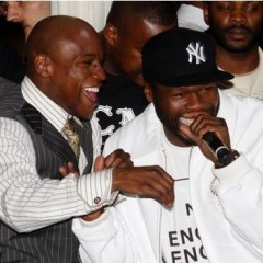 50 Cent Urges Floyd Mayweather to Think About His Future