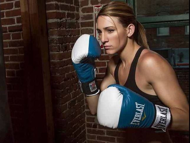 Is Mikaela Mayer Destined to Become the New Face of Women's Boxing?