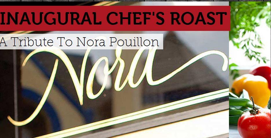 Inaugural Chef Roast