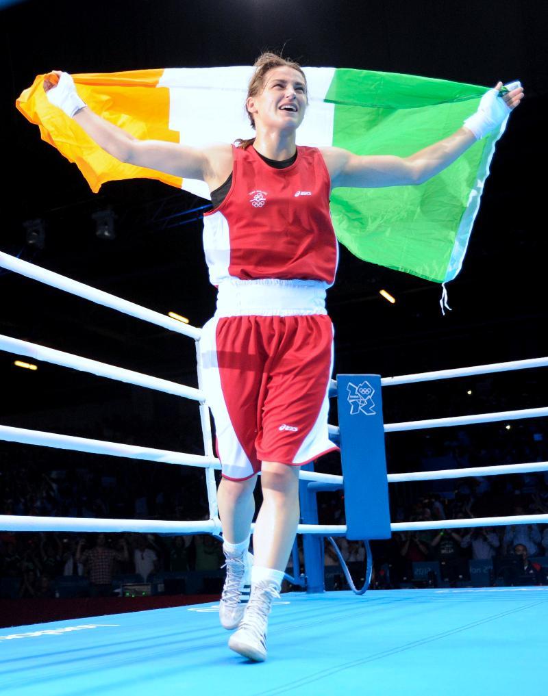 Women's Olympic Boxing Finishes Fantastic Inaugural Olympics Run