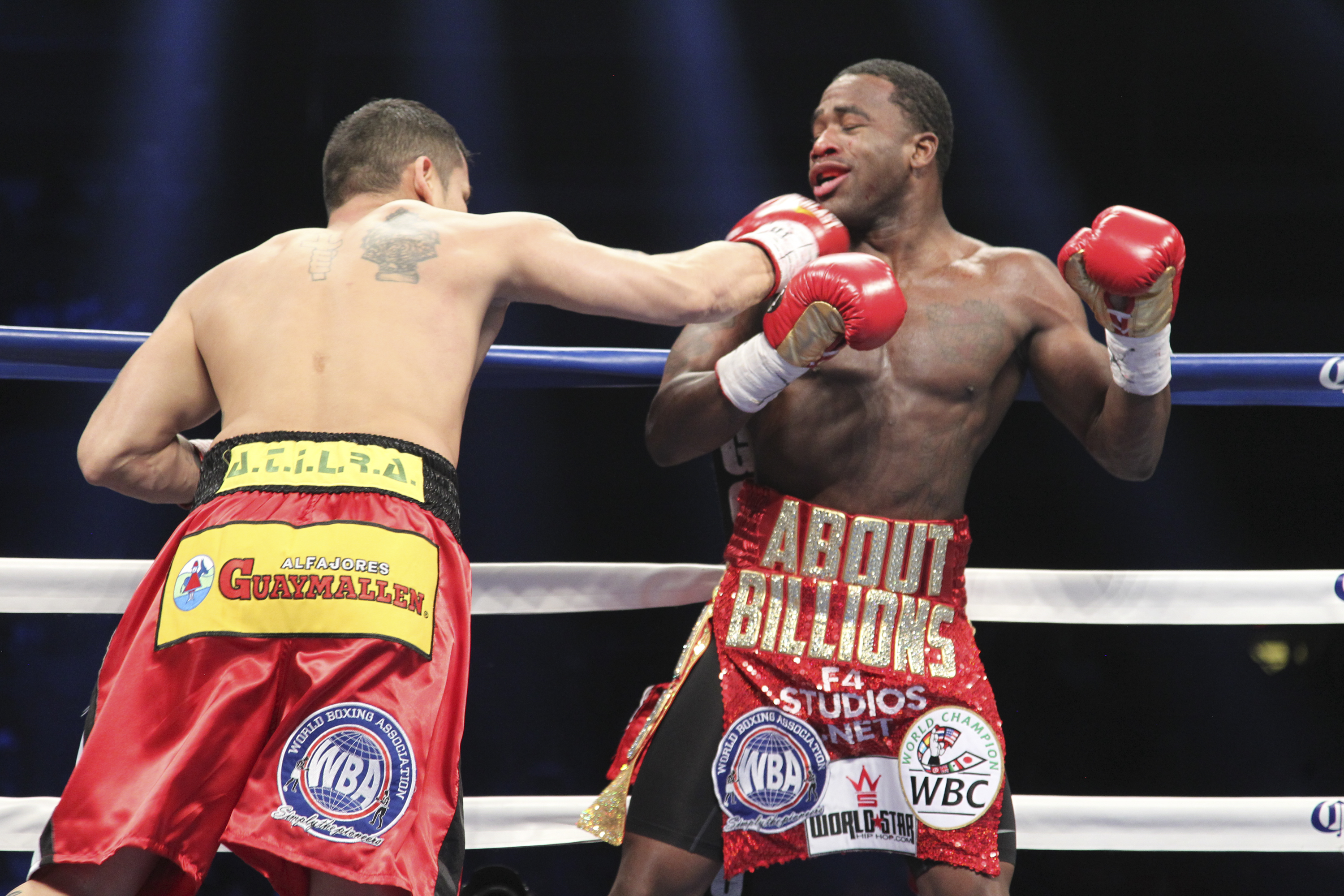 Adrien Broner's 'Problem' is that He's Classless