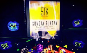 STK Sunday Funday Brunch