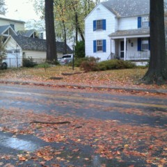 First-Person: Superstorm Sandy in Washington, D.C.