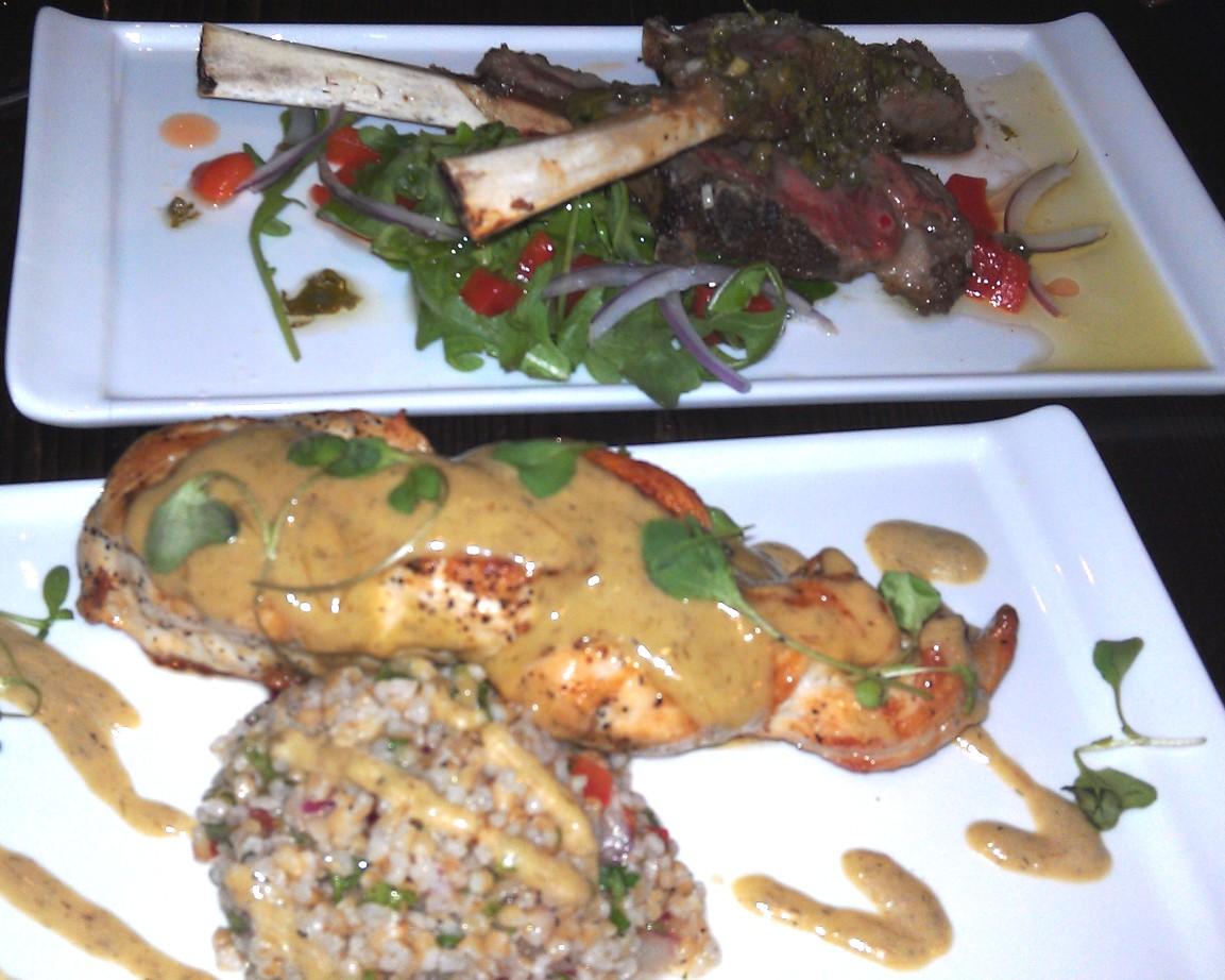 Tel'Veh Cafe and Wine Bar Showcasing Tasty Greek & Mediterranean Fare