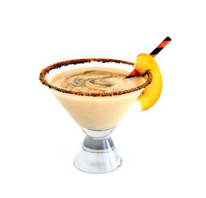 Berentzen Peaches & Scream Cocktail
