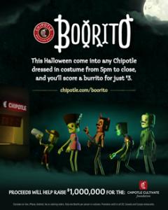 Chipotle Boorito