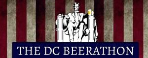 dc beerathon poster
