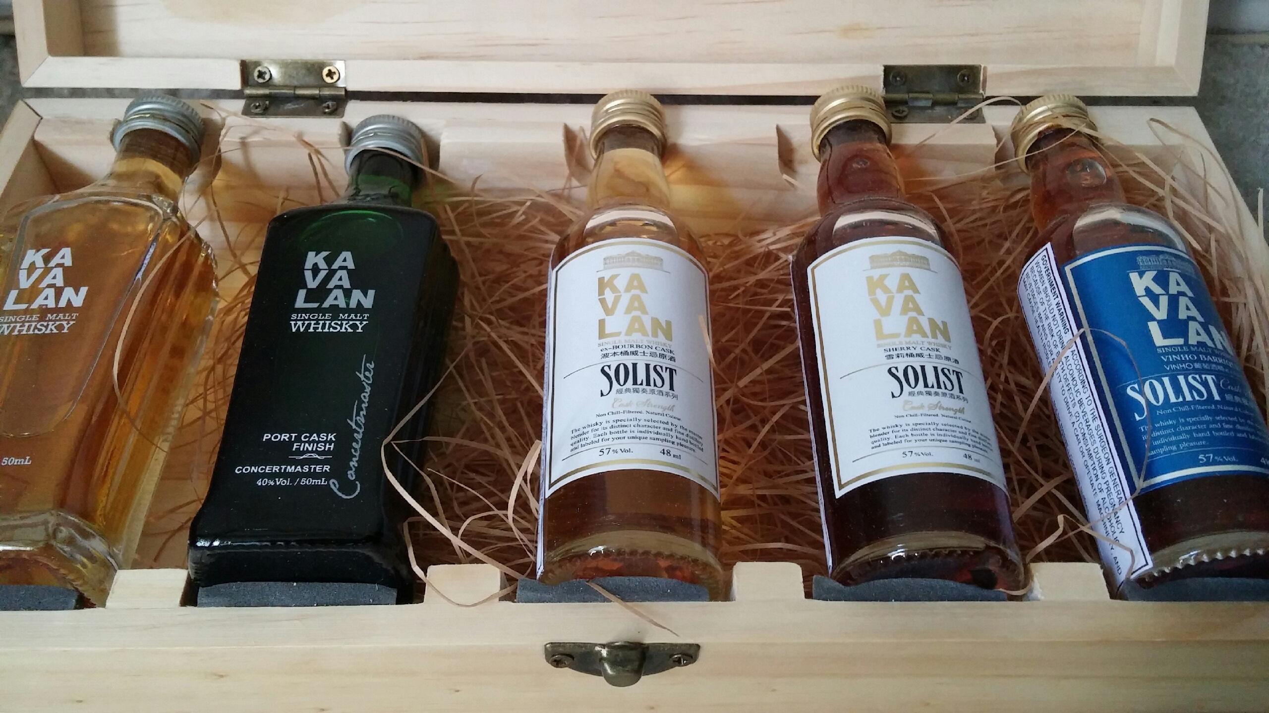 Kavalan Whisky Reviews: Exploring Taiwanese Whisky from Kavalan
