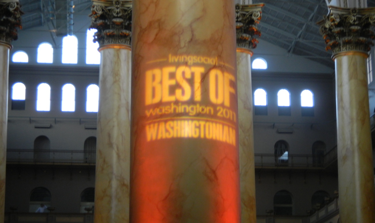 The Best of Washington Party 2011: A Tasty Sampling of the Best in DC Nibbles and Nightlife