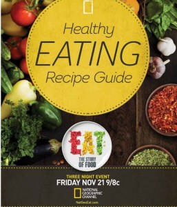 National Geographic Healthing Eating Guide
