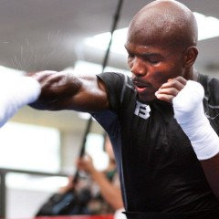 Timothy Bradley is Basking in the Spotlight, Waiting to Shock the World and Then Leave it All Behind