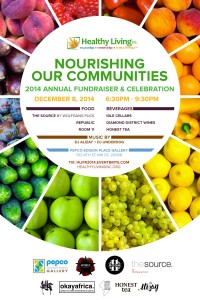 Nourishing Our Communities DC Flyer