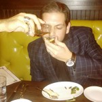 Boss Shepherd's Bone Marrow Whiskey Luge