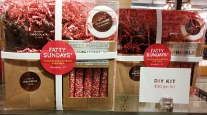 Fatty Sundays Pretzels Union Market DIY kit gift