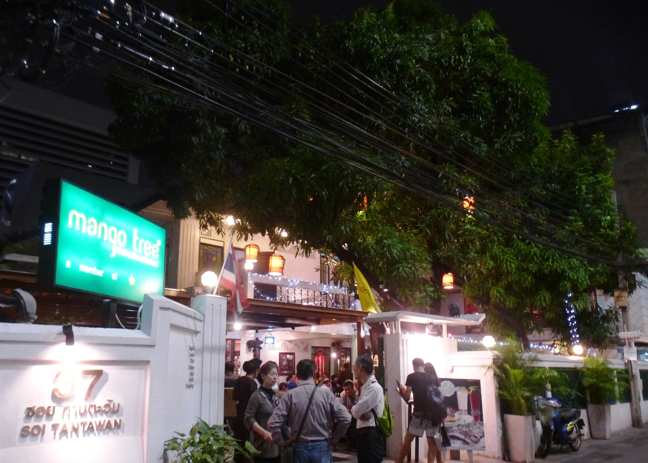 Mango Tree: An Exploration from Bangkok to DC