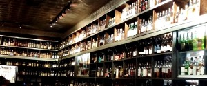 Jack Rose 2015 in 2015 whiskey wall