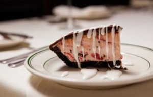 Joe's Chocolate Dipped Strawberry Ice Cream Pie