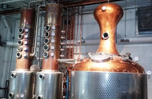 One Eight Distilling - hybrid pot still