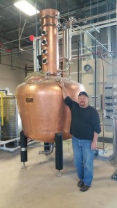 ko distilling 550 gallon vendome still