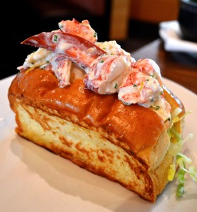 MET Bethesda Lobster Roll