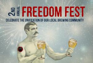 Freedom Fest Poster