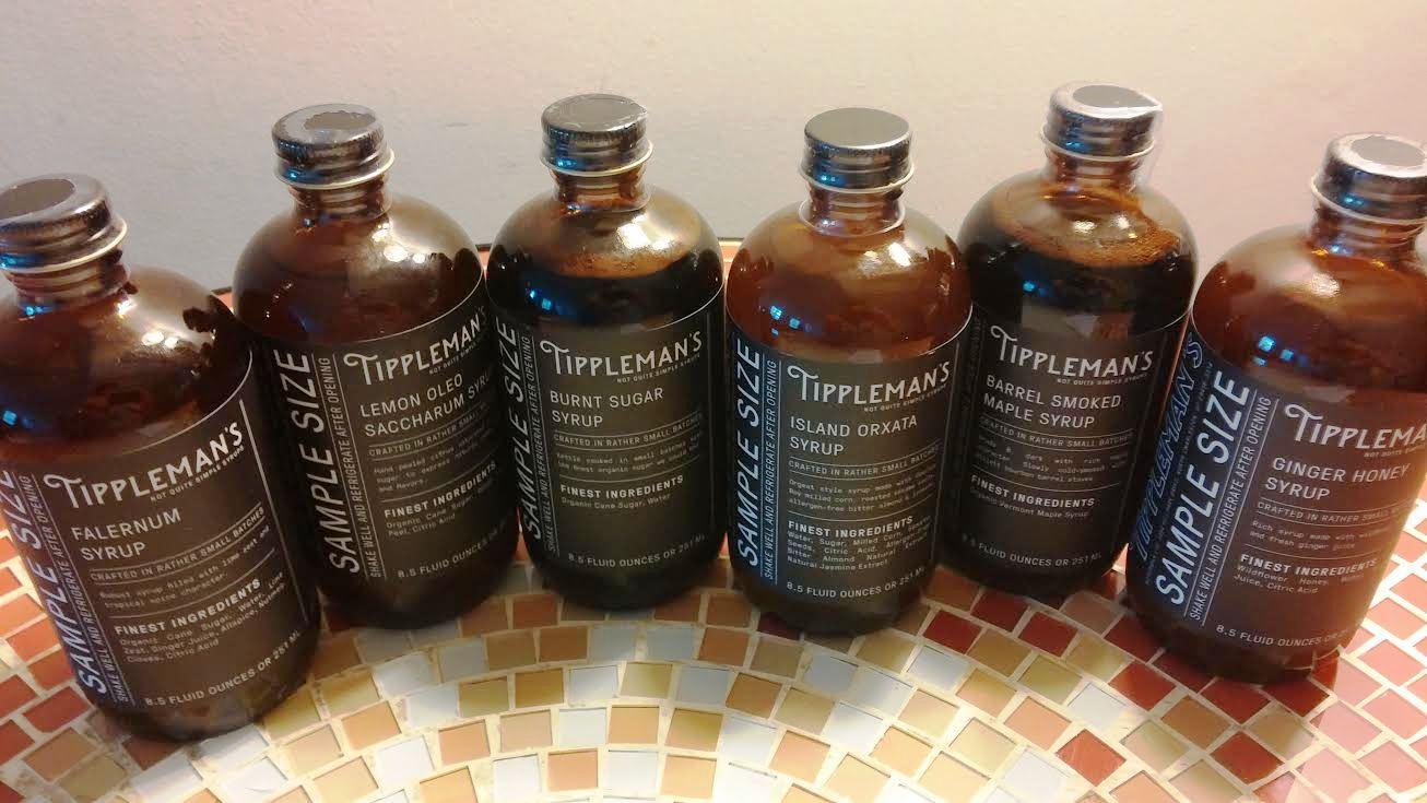 Spirit Spotlight: Tippleman's Not Quite Simple Syrups