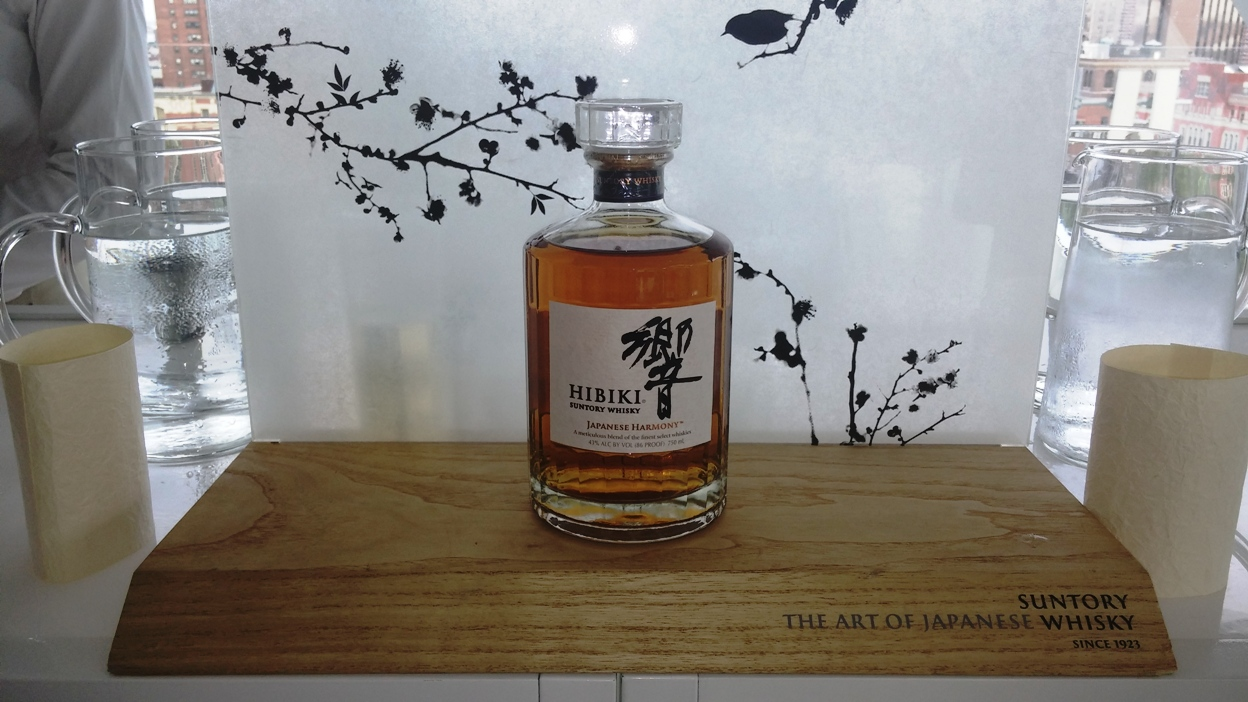 Hibiki Launches Japanese Harmony Whisky at NYC Event