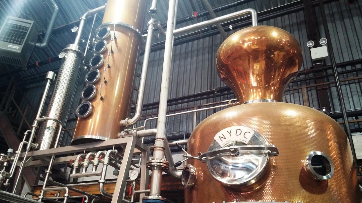New York Distilling Company Debuts Ragtime Rye