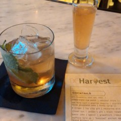 DC Harvest's Under the Radar, Inventive Cocktail Program