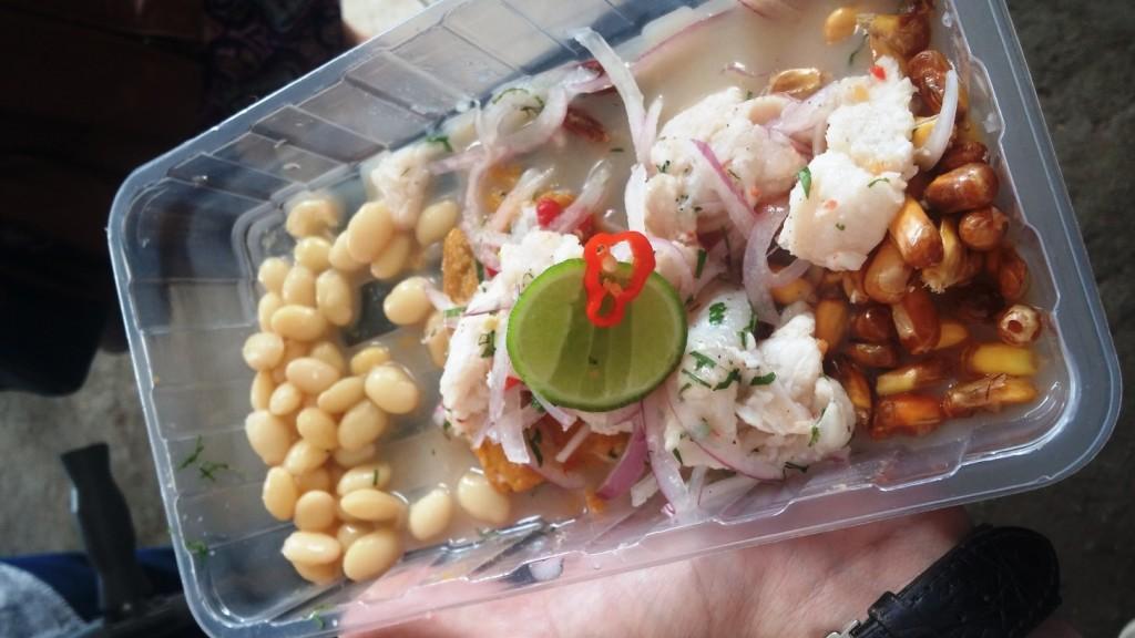 Mistura 2015 - Ceviche El Kapallaq Restaurant
