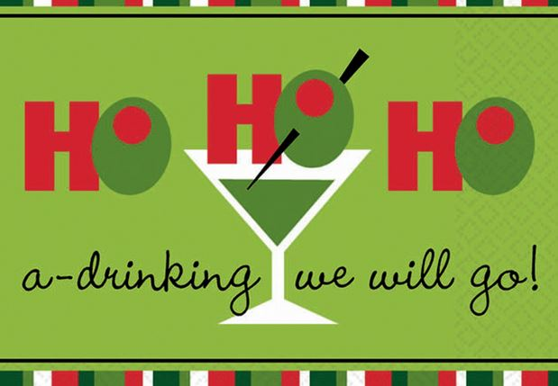 Christmas Bar Pop-ups in DC & NYC, Plus More Christmas Cocktails & Booze