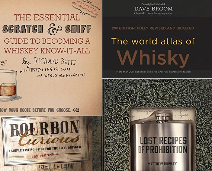 Best Whiskey Books to Give as Holiday Gifts This Year