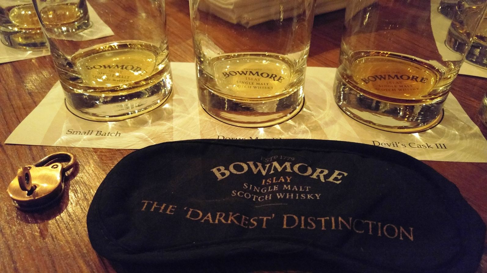 New Whisky: Bowmore Mizunara Cask Finish Release Party & Review