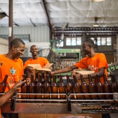 Talking Port-au-Prince's Rhum Barbancourt, Water Sources for Spirits, Whiskey Barrel-Aged Sauces & Ultra-Premium Booze