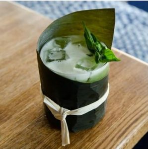 Magnetic Pole Reversal cocktail