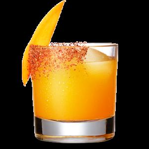 Smoked Mangonada Margarita