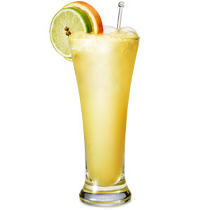 modern re-margarita cocktail
