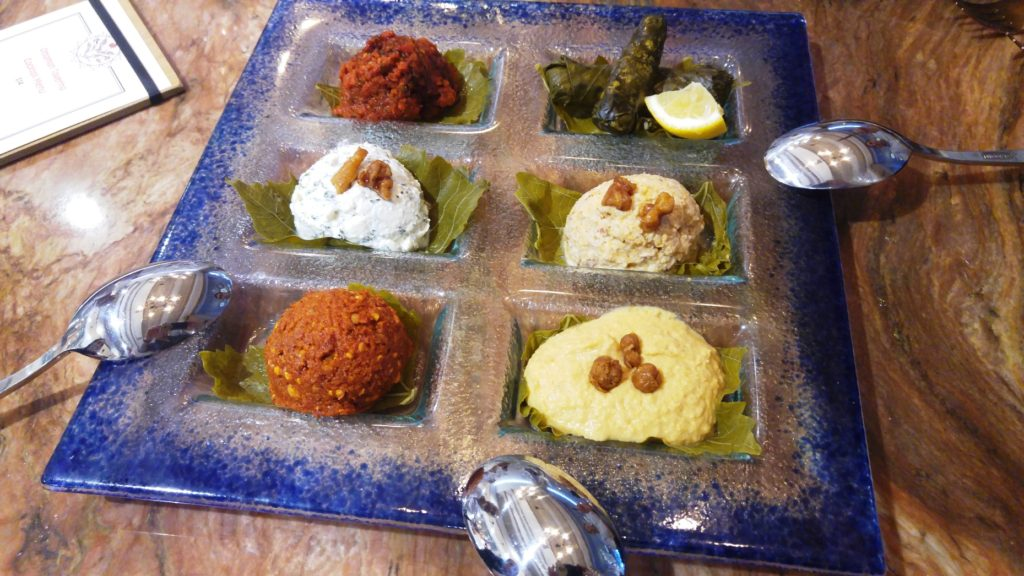 First look ottoman taverna now open in mt vernon for Authentic turkish cuisine