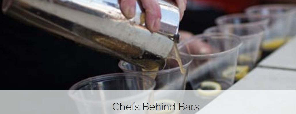 Event Alert: 2016 Chefs Behind Bars Cocktail Competition Held at DNV Rooftop on June 14th