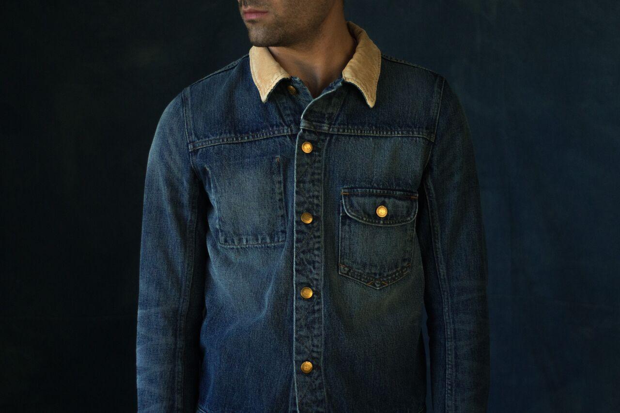 Bulleit Bourbon & Noble Denim collaborate for barrel aged denim jackets