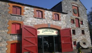 Jameson - Old Midleton entrance