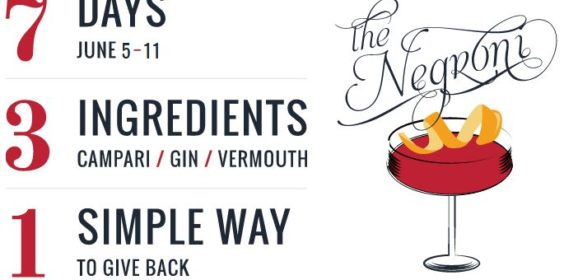 DC Negroni Week 2017 Participating Bars & Specials