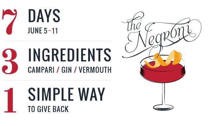 DC Negroni Week 2017 Participating Bars & Specials