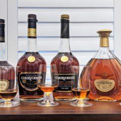 Tasting The New Courvoisier Avant-Garde Bourbon Cask