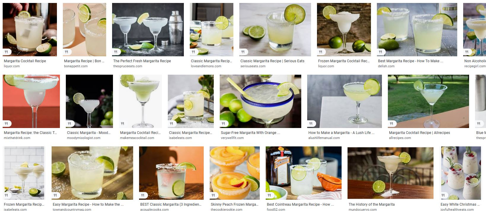 Every Margarita Recipe I Was Sent for National Margarita Day