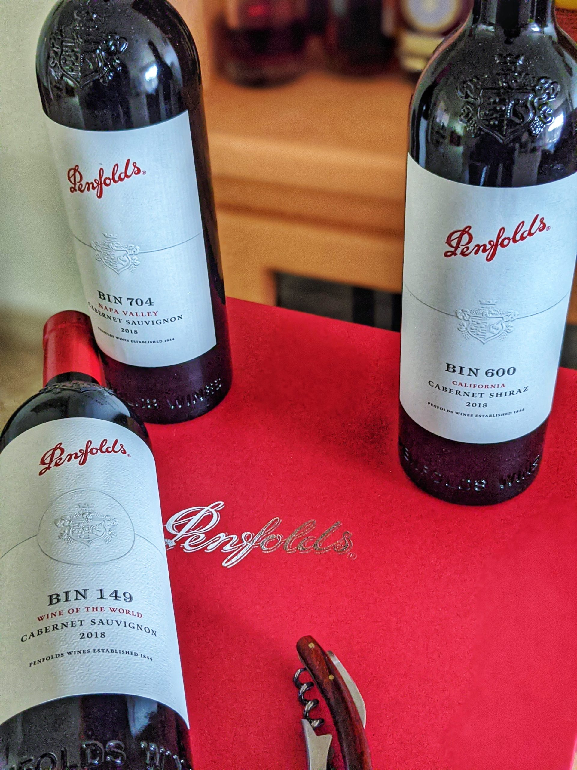 2021 Penfolds California Collection