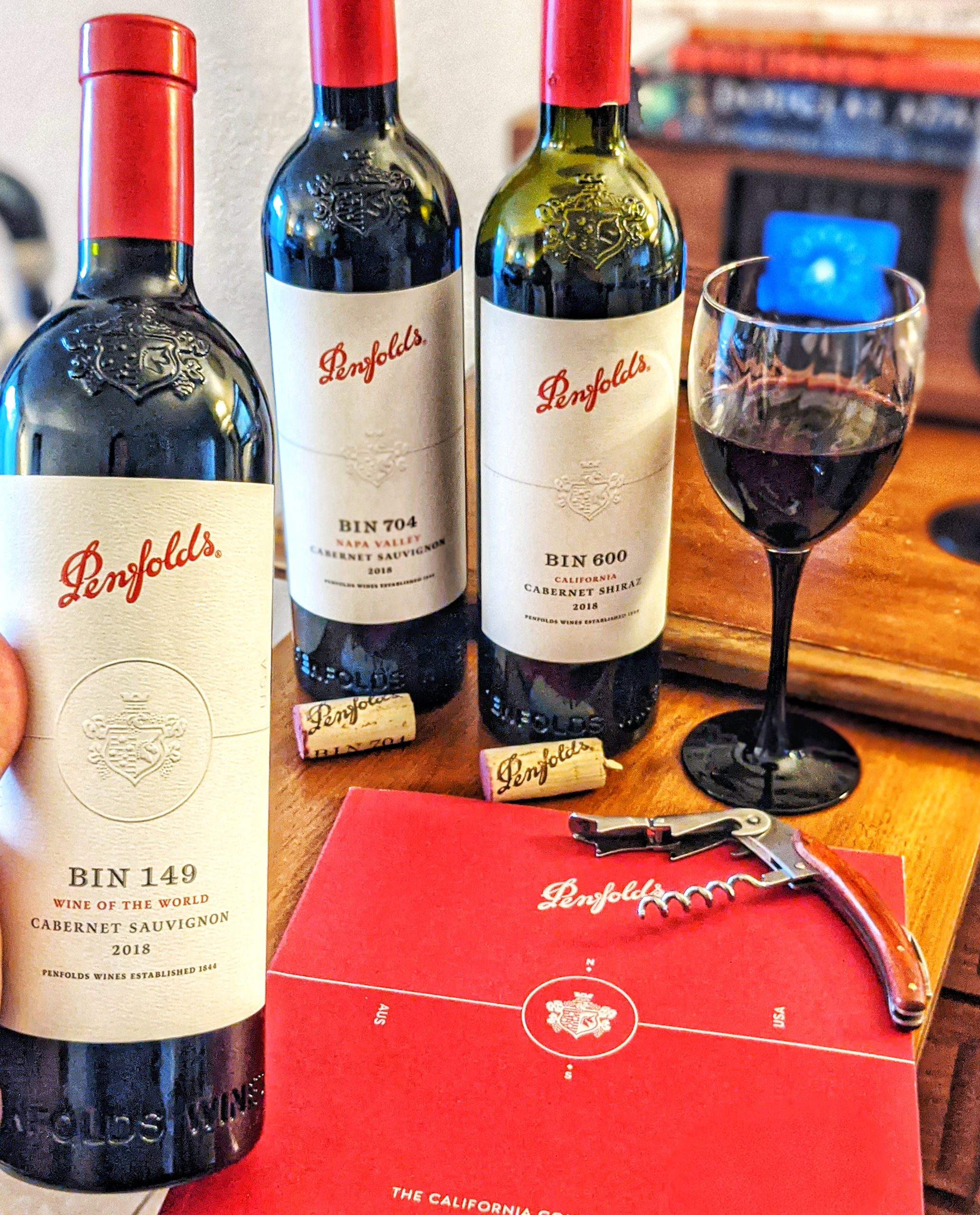 Penfolds 2021 California Collection